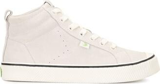 Cariuma OCA stripe high-top sneakers