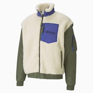 Puma x ATTEMPT Men's Sherpa Jacket
