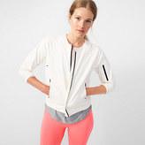 New Balance for J.Crew softshell jacket
