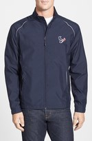 Cutter & Buck 'Houston Texans - Beacon' WeatherTec Wind & Water Resistant Jacket (Big & Tall)