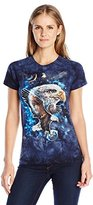The Mountain Junior's Cosmic Eagle Graphic T-Shirt