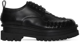 DSQUARED2 60mm Leather Shoes