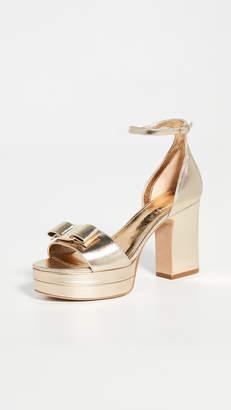 Salvatore Ferragamo Eclipse Sandals