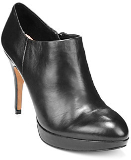"""Vince Camuto Elvin"""" Dress Booties with Back Zipper"""