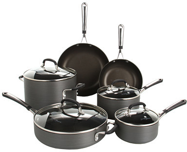 Calphalon Simply 10-Piece Set