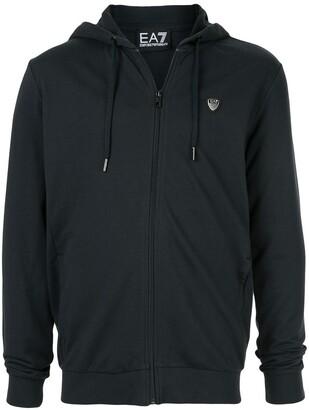Emporio Armani Ea7 zip up hoodie