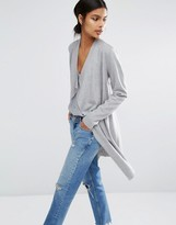 Y.A.S Evita Unlined Throw-On Coat
