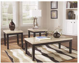 Signature Design by Ashley VanHausen 3 Piece Coffee Table Set