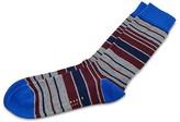 Ted Baker Norcel Organic Variegated Stripe Socks