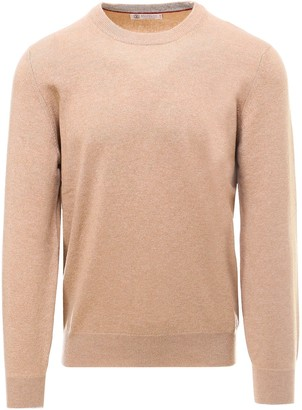 Brunello Cucinelli Crewneck Knit Sweater