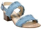 Sam & Libby Women's Ivette Low Heeled Quarter Strap Sandals