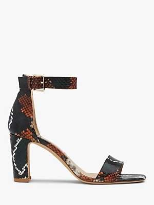 LK Bennett L.K.Bennett Nora Strappy Heeled Sandals