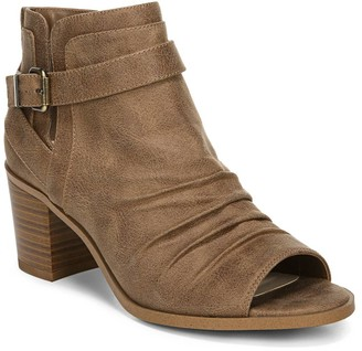 Fergalicious Jaded Women's Peep Toe Ankle Boots