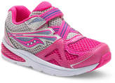 Saucony Girls Ride Infant & Toddler Sneaker