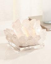 Kathryn McCoy Design Clear Quartz Votive