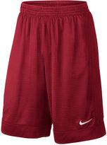 """Nike Men's 11"""" Fastbreak Striped Basketball Shorts"""