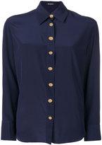 Balmain buttoned shirt - women - Silk - 34