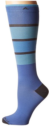 Wigwam Jackie (Periwinkle) Women's No Show Socks Shoes