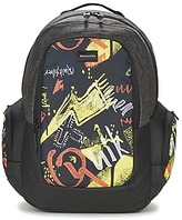 Quiksilver SCHOOLIE Black / Multicoloured