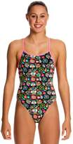Funkita Girls Bugalugs Single Strap One Piece