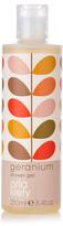 Orla Kiely Geranium Shower Gel, 8.4 fl.oz.