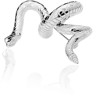 Tane Snake Brooch
