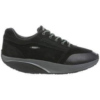 MBT Men's Naro W Black/37 Low-Top Sneakers
