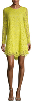ADAM by Adam Lippes Lace Trapeze Dress