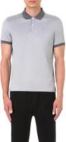 HUGO BOSS Leisure cotton-jersey polo shirt
