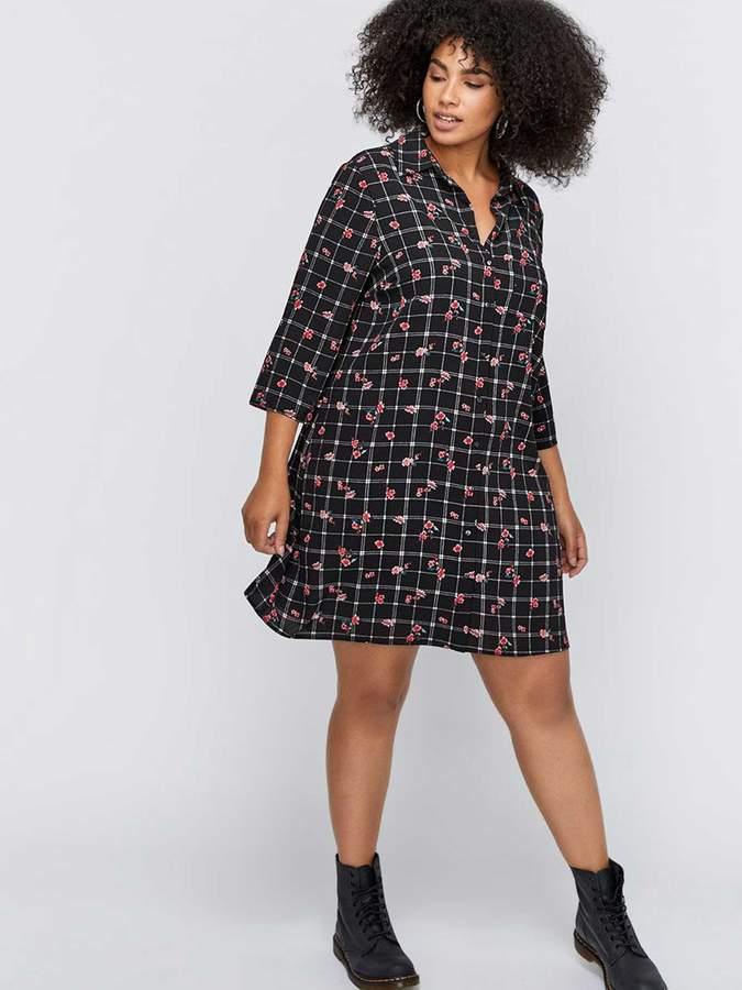 02767dc7214e Plus Size Black Dresses - ShopStyle Canada