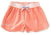 Under Armour Big Girls 7-16 Play-Up Printed Shorts