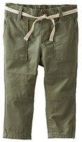 Osh Kosh Baby/Toddler Girls Skinny Field Twill Pants