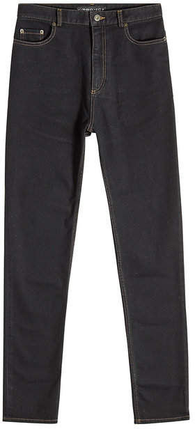 Y/Project Skinny Jeans with Cut-Out Detail