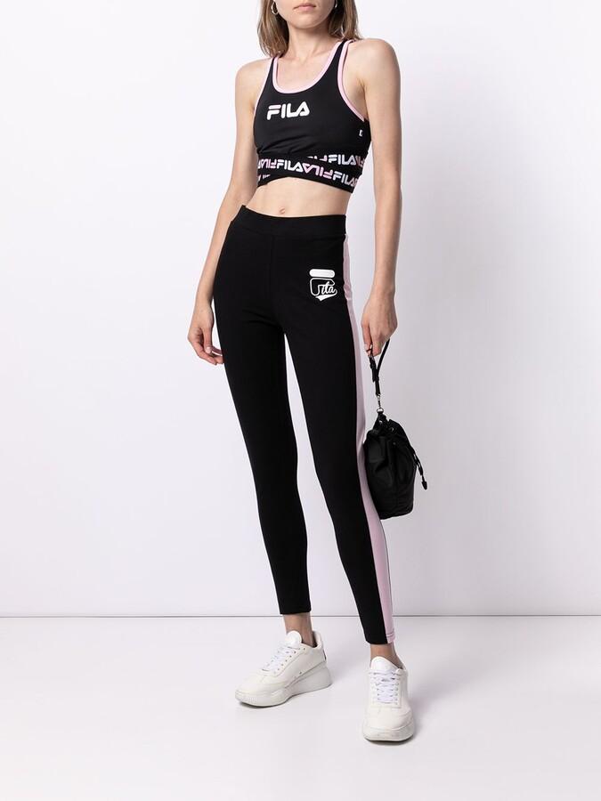 Thumbnail for your product : Fila Louise logo leggings