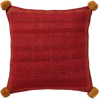 OKA Kitsai Cushion Cover - Red