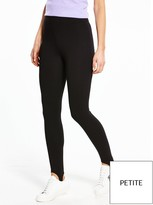 Miss Selfridge Petite Stirrup Leggings