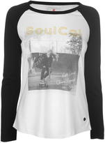 Soul Cal SoulCal Baseball Top