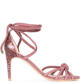 Alexandre Birman Claire sandals - women - Leather/Suede - 36