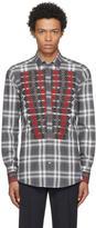 Dolce & Gabbana Multicolor Western Shirt