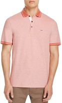 Michael Kors Birdseye Slim Fit Polo Shirt