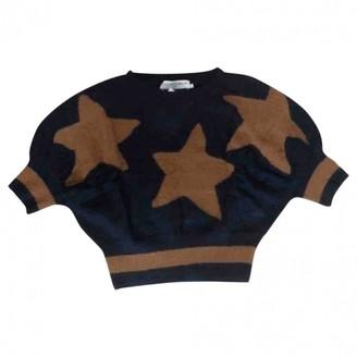 JC de CASTELBAJAC Blue Cashmere Knitwear