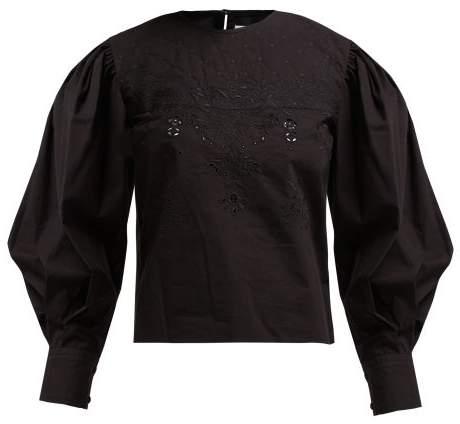 3871c70653e Etoile Isabel Marant Black Women's Tops - ShopStyle