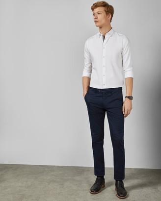 Ted Baker Slim Fit Printed Trousers