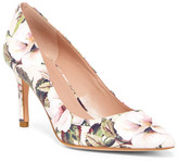 BCBGeneration Marci Watercolor Floral Pump
