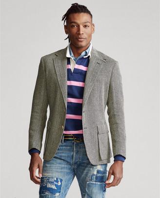 Ralph Lauren The RL67 Herringbone Jacket