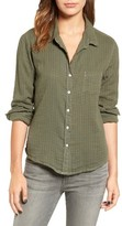 Velvet by Graham & Spencer Women's Cotton Shirt