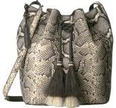 Loeffler Randall Drawstring Hobo Hobo Handbags