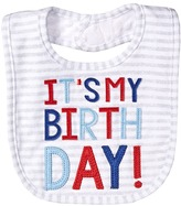 Mud Pie Its My Birthday Bib Accessories Travel