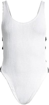 Hunza G Greta One-Piece Swimsuit