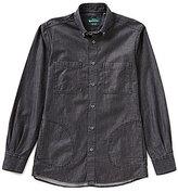 Beretta Denim Long-Sleeve Woven Shirt